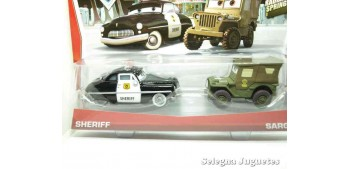 Pelicula Cars Sheriff - Sarge