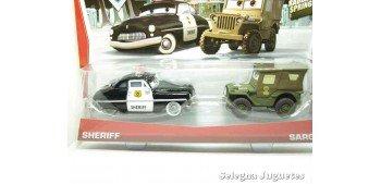 Pelicula Cars Sheriff - Sarge