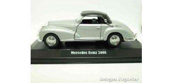 Mercedes Benz 300S (vitrina) escala 1/34 a 1/39 Welly Coche metal miniatura