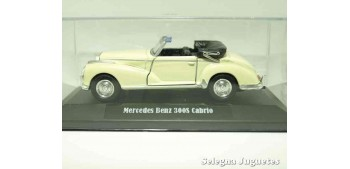 miniature car Mercedes Benz 300S cabrio (showbox) scale 1/34 a