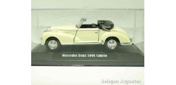 Mercedes Benz 300S cabrio (vitrina) escala 1/34 a 1/39 Welly Coche metal miniatura