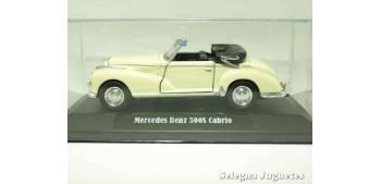 coche miniatura Mercedes Benz 300S cabrio (vitrina) escala 1/34