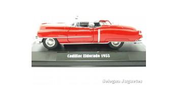 miniature car Cadillac Eldorado 1953 (showbox) scale 1/34 a