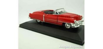 Cadillac Eldorado 1953 (vitrina) escala 1/34 a 1/39 Welly Coche metal miniatura