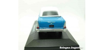 Chevrolet Bel Air 1957 (vitrina) escala 1/34 a 1/39 Welly Coche metal miniatura