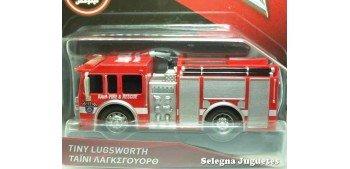 Pelicula Cars 3 Tiny Lugsworth