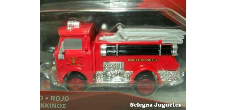 Pelicula Cars 3 Red - Rojo