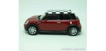 Mini cooper S (red) scale 1:43