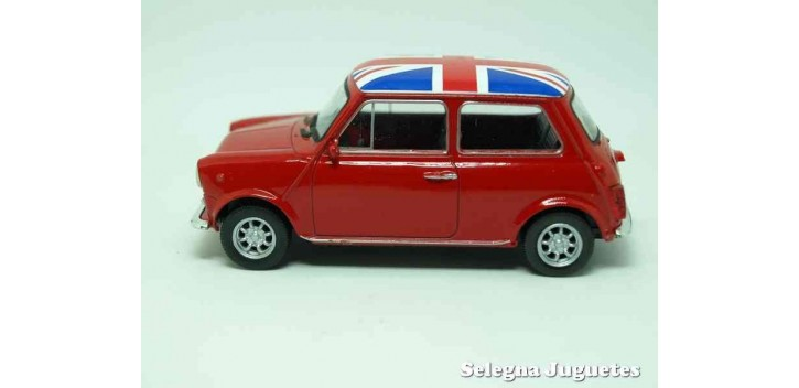 Mini cooper 1300 escala 1/43 Welly