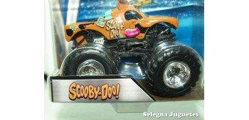 Monster Jam Scooby Doo escala 1/64 Hot wheels