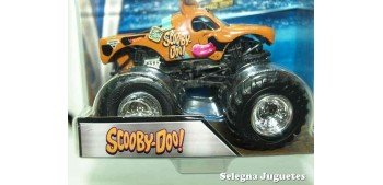 Monster Jam Scooby Doo escala 1/64 Hot wheels