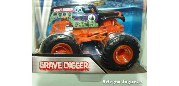 miniature car Monster Jam Grave Digger 1:64 scale 1/64 Hot