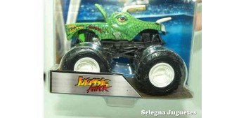 Monster Jam Jurassic Attack escala 1/64 Hot wheels