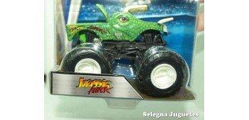 Monster Jam Jurassic Attack escala 1/64 Hot wheels