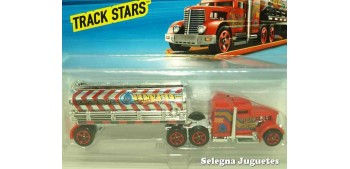 Fuel & Fire scale 1/64 Hot wheels truck