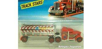 Fuel & Fire escala 1/64 Hot wheels camión escala