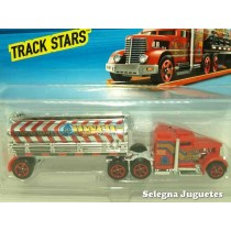 <p><strong>Fuel & Fire</strong></p> <p><strong>Hot Wheels- Track Stars</strong></p> <p><strong>1/64 - 1:64</strong></p>