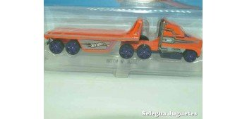 Hitch N`Haul escala 1/64 Hot wheels camión escala