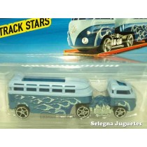 <p><strong>Custom Volkswagen Hauler</strong></p> <p><strong>Hot Wheels- Track Stars</strong></p> <p><strong>1/64 - 1:64</strong></p>