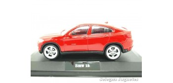 Bmw X6 rojo (vitrina) 1/43 Rastar