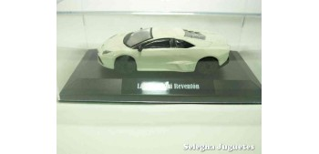 miniature car Lamborghini Reventón (showcase) scale 1/43 Burago