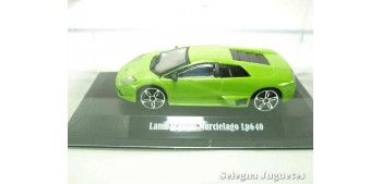 miniature car Lamborghini Murcielago Lp640 (showcase) scale