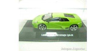 Lamborghini Murcielago Lp640 (showcase) scale 1/43 Burago Car