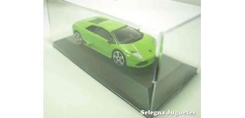 Lamborghini Murcielago Lp640 (vitrina) escala 1/43 Burago Coche metal miniatura sin caja