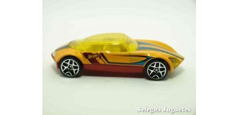 Car Fantasy 2 (without box) scale 1/64 Hot wheels