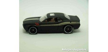Dodge challeger srt8 (sin caja) escala 1/64 Hot wheels