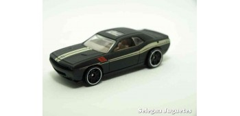 Dodge challeger srt8 2008(sin caja) escala 1/64 Hot wheels