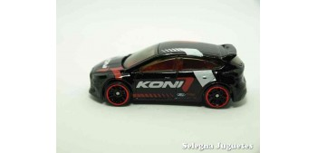 Ford focus Rs (without box) scale 1/64 Hot wheels Hot Wheels