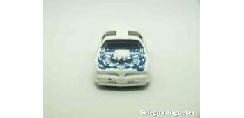 coche miniatura Pontiac 77 (sin caja) escala 1/64 Hot wheels