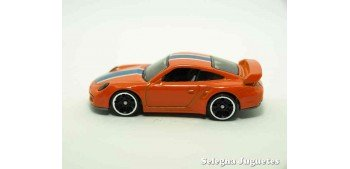 Porsche 911 GT2 (sin caja) escala 1/64 Hot wheels