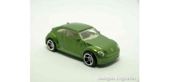 Volkswagen Beetle (sin caja) escala 1/64 Hot wheels