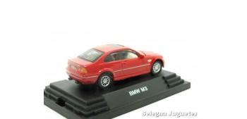 coche miniatura Bmw M3 escala 1/72 Guiloy