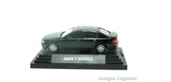 miniature car Bmw Series 7 scale 1:72 Guisval