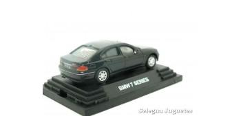 coche miniatura Bmw Series 7 escala 1/72 Guiloy