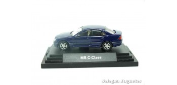 miniature car Mercedes Benz Clase C scale 1:72 Guisval