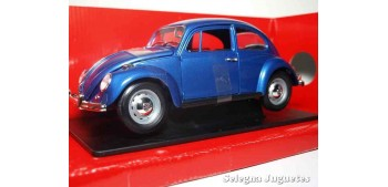 miniature car Volkswagen Beetle 1967 1/18 Lucky Die Cast