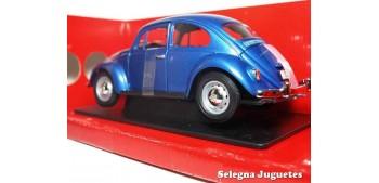 maqueta Volkswagen Beetle 1967 1/18 Lucky Die Cast
