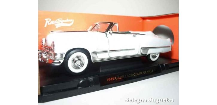 maqueta Cadillac Coupe de Ville 1949 1/18 Lucky Die Cast