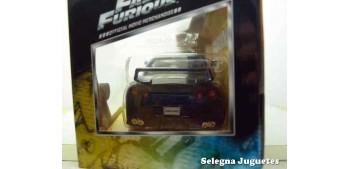 Brian 's Nissan GT-R (R35) Fast & Furious escala 1/24 Jada coche miniatura