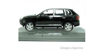 Porsche Cayenne Turbo 2002 (showcase) 1/43 High speed