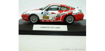 coche miniatura Porsche GT3 1999 (vitrtina) 1/43 High Speed
