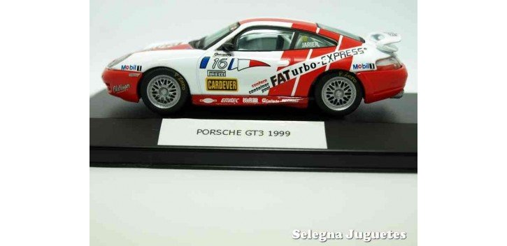 Porsche GT3 1999 (vitrtina) 1/43 High Speed