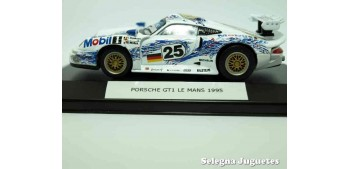 miniature car Porsche GT1 Le Mans 1995 (showcase) 1/43 High