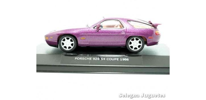 coche miniatura Porsche 928 S4 Coupe 1986 (vitrtina) 1/43 High