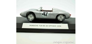Porsche 718 RS 60 Sypder 1959 (vitrtina) 1/43 High Speed