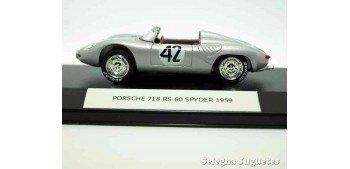 Porsche 718 RS 60 Sypder 1959 (vitrtina) 1/43 High Speed